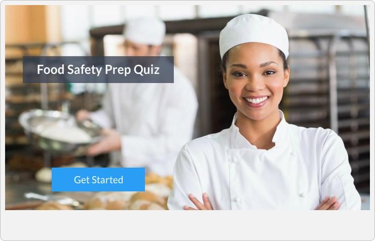 Food Safety Quiz U2013 Start Title Screen  Food Safety Quiz