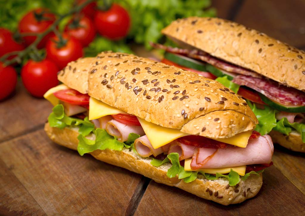 Food Safety For National Sandwich Month