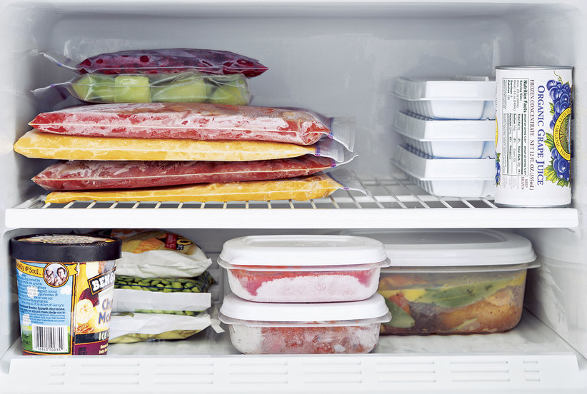 Freezing and food safety Can you put hot food in the refrigerator