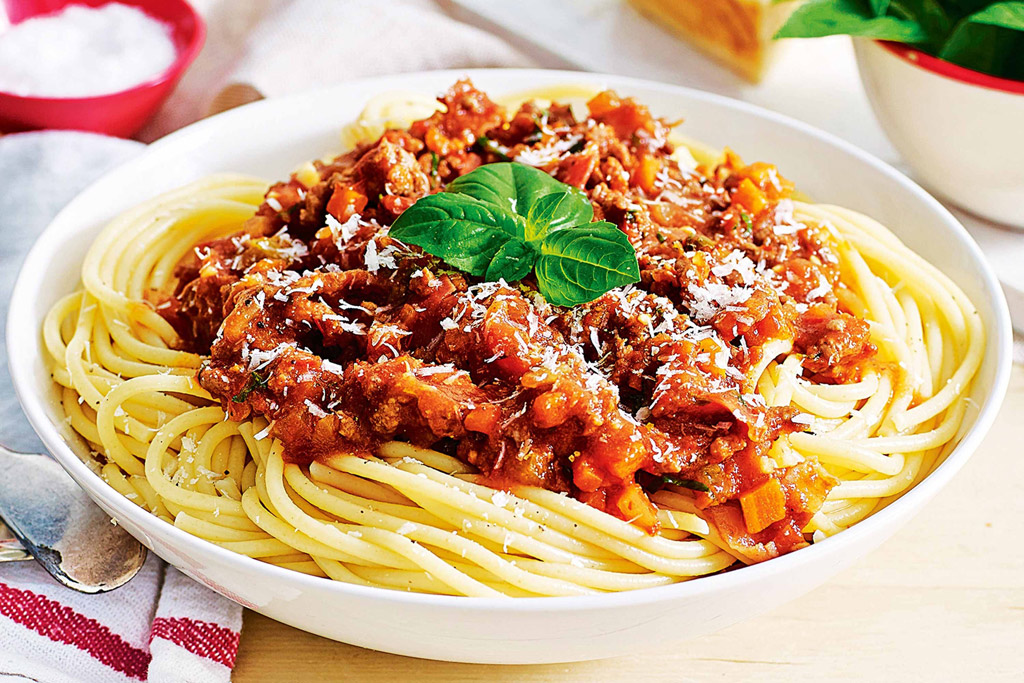 Pasta Food Safety Tips on National Spaghetti Day