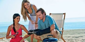 food-safety-grilling-on-the-beach