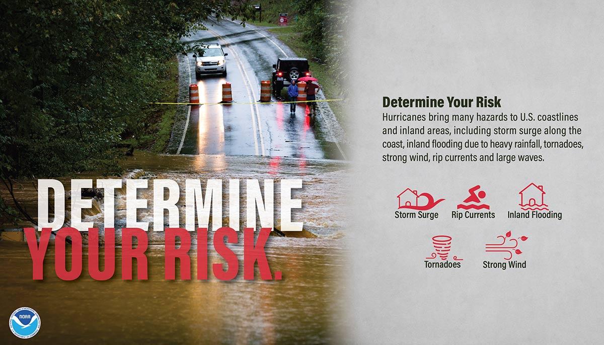 NWS - Hurricane - Determine Risk