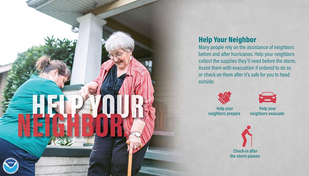 NWS - Help Your Neighbor