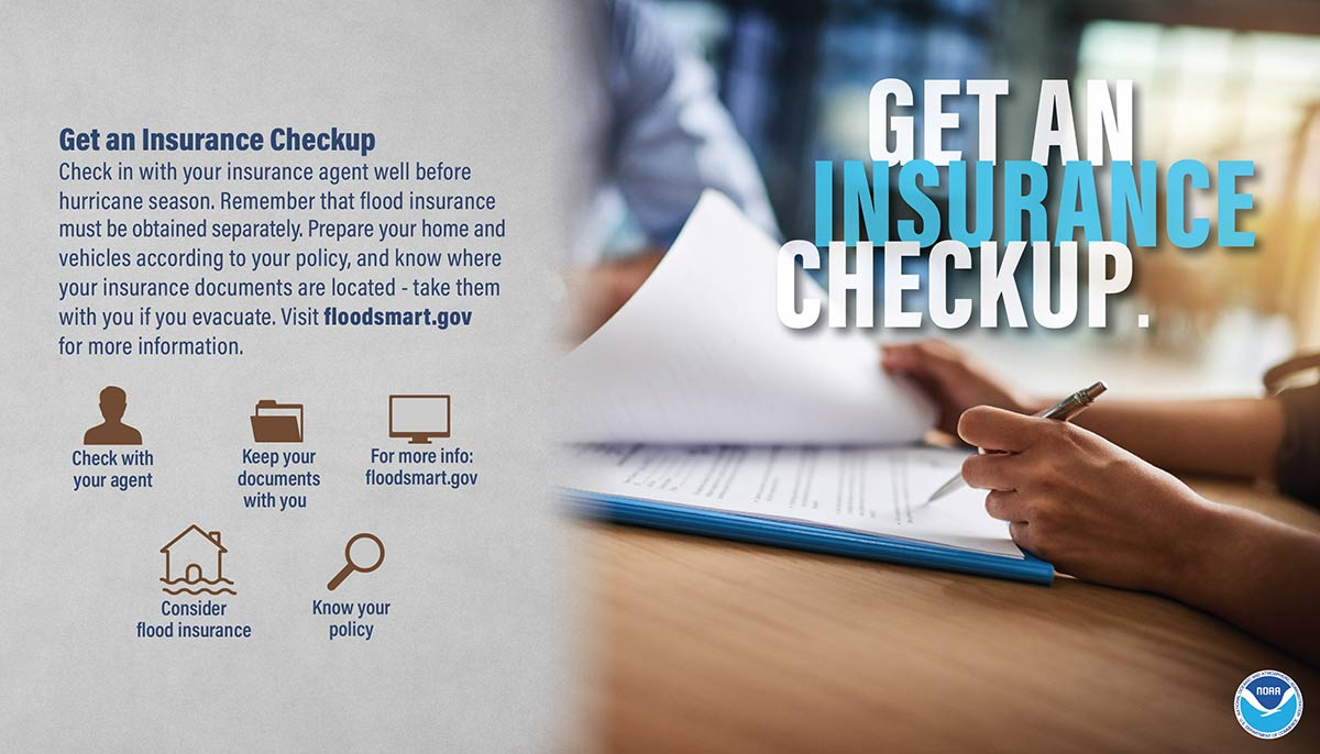 NWS - Get an Insurance Checkup