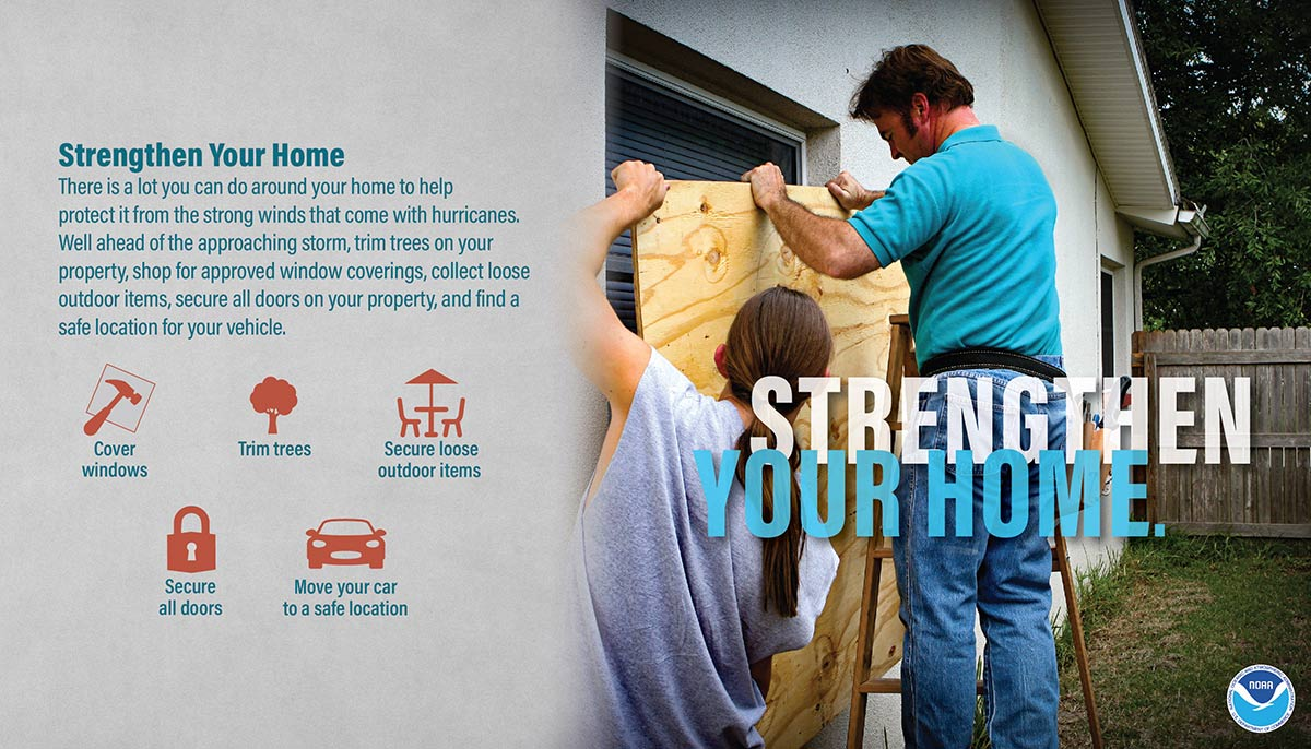 NWS - Strengthen Your Home