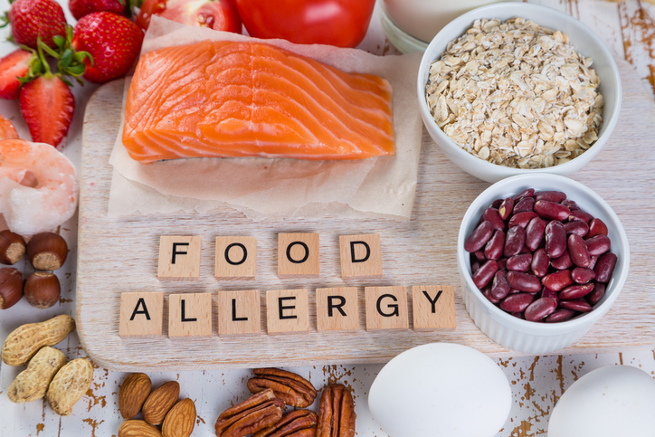 Food-allergies -food-safety