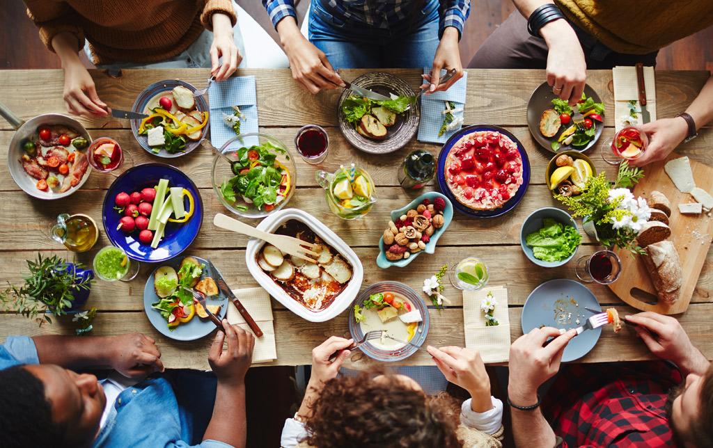 How Does Eating In Season Food Help