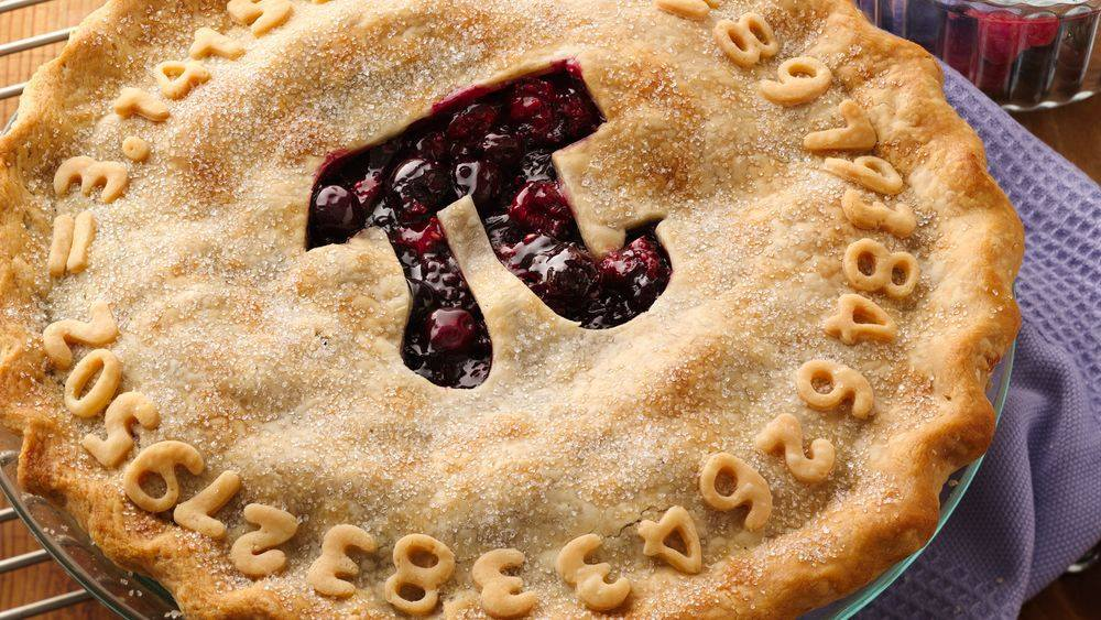 Image result for pi in a pie